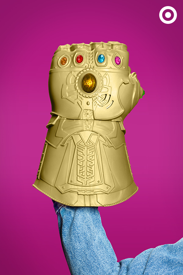 Pins_Avengers_thanos glove